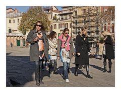 Mehr Herbstmode aus Venedig