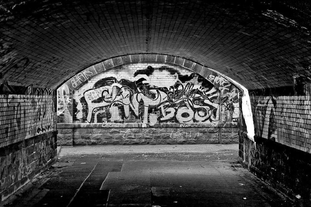 Mehr Museum als Tunnel