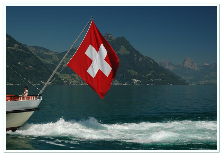 Mehr Schweiz geht nicht =)))