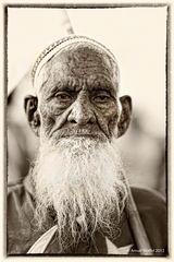 Mehrdin - Wagah Border - Indien/Pakistan