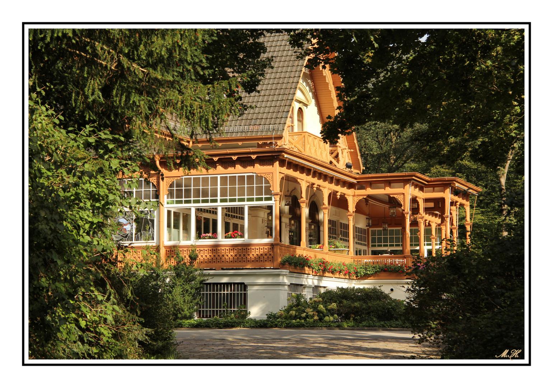 Meierei im Bremer Bürgerpark