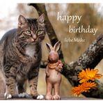 Meike hat Geburtstag