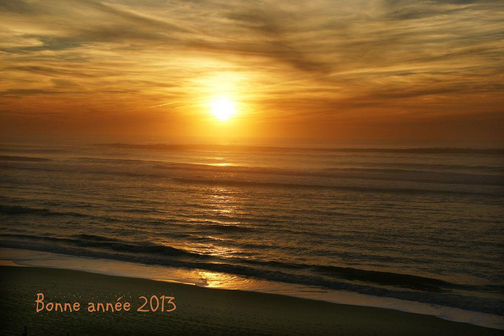 Meilleurs voeux à toutes et à tous pour cette nouvelle année