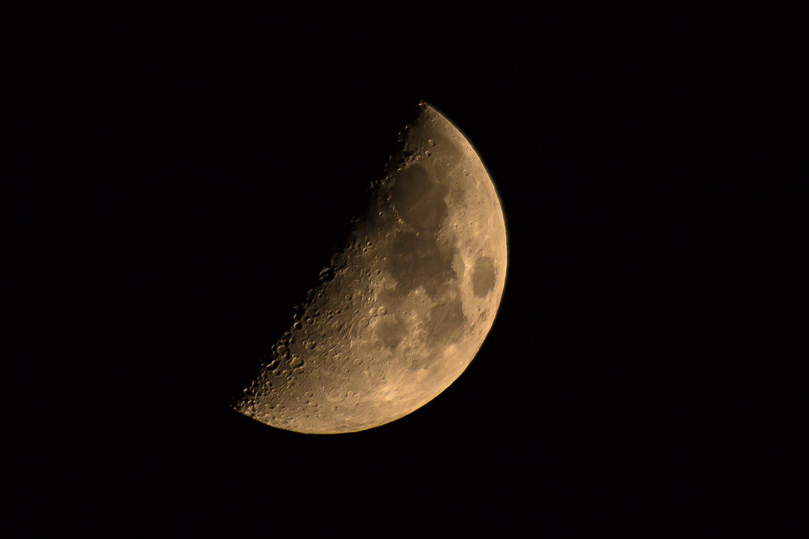 mein 2tes Mondbild