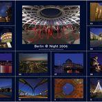 Mein 3. Kalender: Berlin @ Night 2006