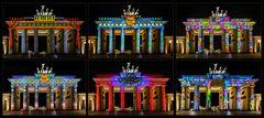 Mein Beitrag zum Festival of Lights ....