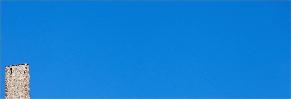 Mein Blau
