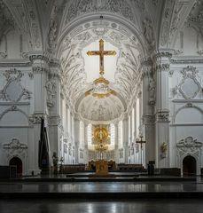 "Mein ""Blick zum Chor "" im St. Kiliansdom zu Würzburg"