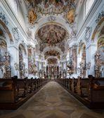 """Mein """"Blick zum Chor"""" in der  Basilika St. Alexander und St. Theodor (Ottobeuren)"""