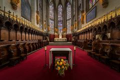 "Mein ""Blick zum Chor"" in der Kirche Saint Thiébaut (Thann)"