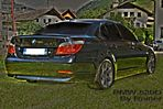 Mein BMW E60 530D HDR