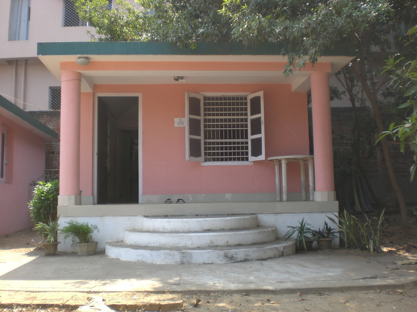 "Mein Bungalow in ""LOVE & LIFE"" in Puri"