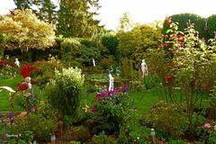 Mein  bunter Herbstgarten