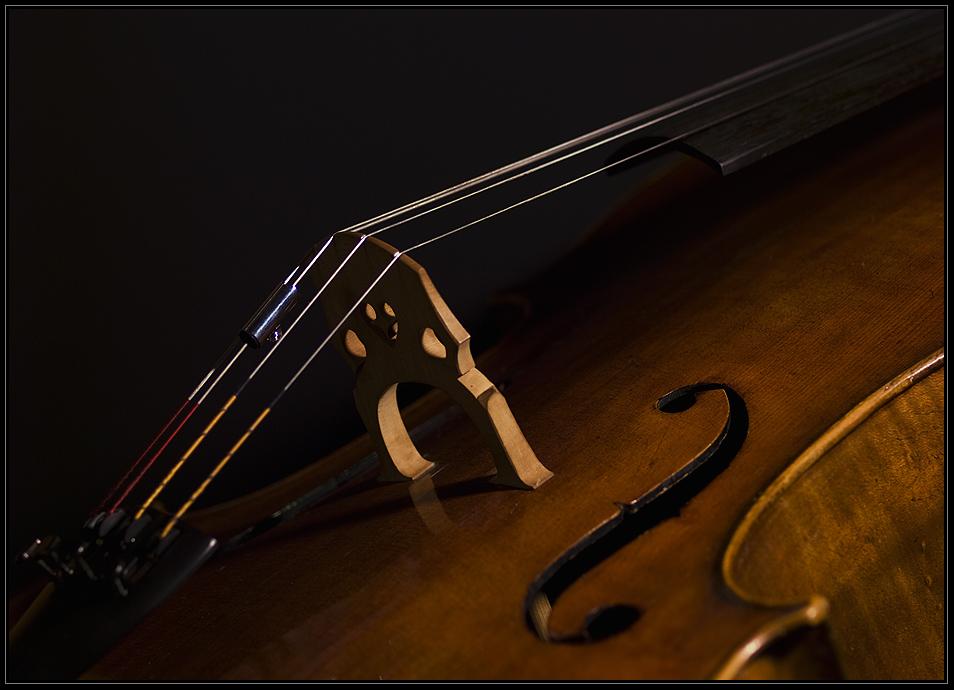 Mein Cello...