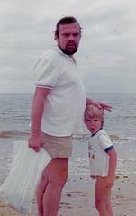mein dad und ich
