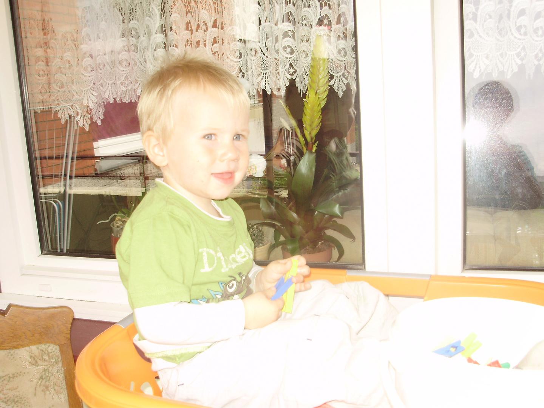 Mein Enkelsohn Sören