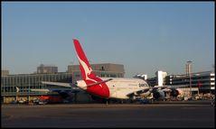 Mein Erster A380...