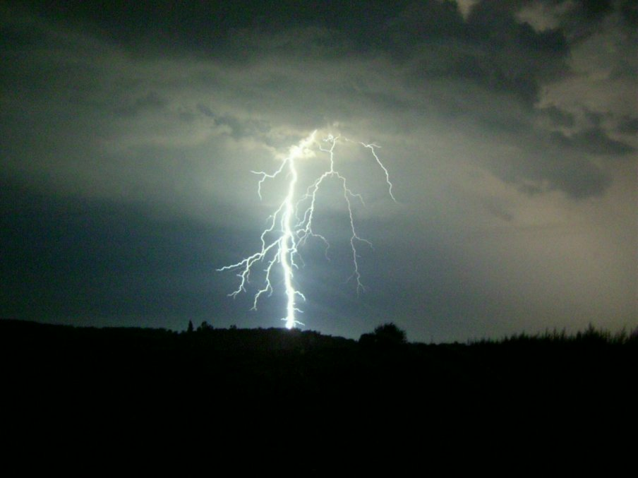 Mein erster Blitz