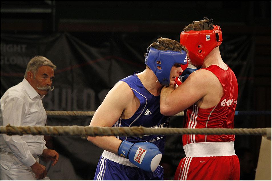 Mein erster Boxkampf