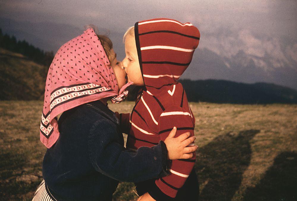 Mein erster Kuss