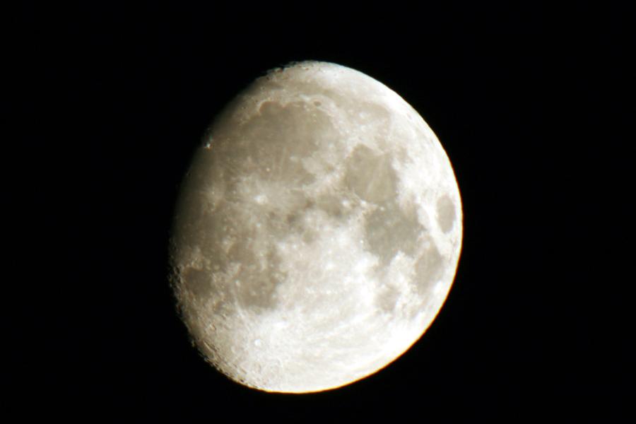 mein erster Mond-Bild-Versuch
