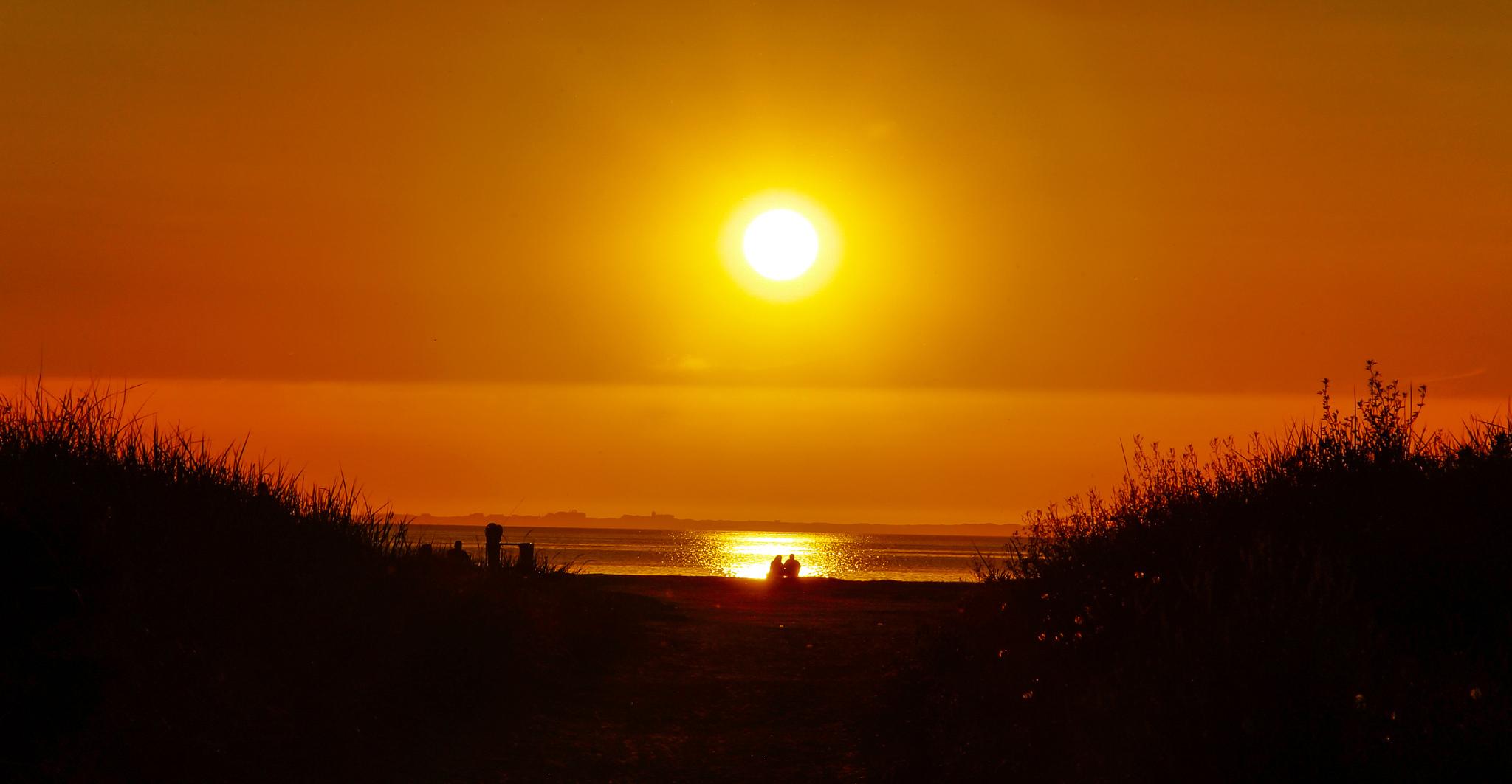 Mein erster Tag an der Nordsee war ein Traum.