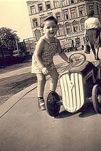 Mein erstes Auto 1950