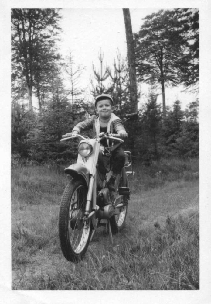 Mein erstes Bike