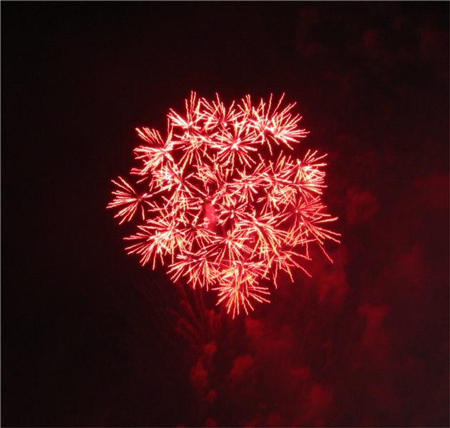 Mein erstes Feuerwerk #6