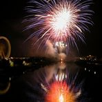 Mein erstes Feuerwerk