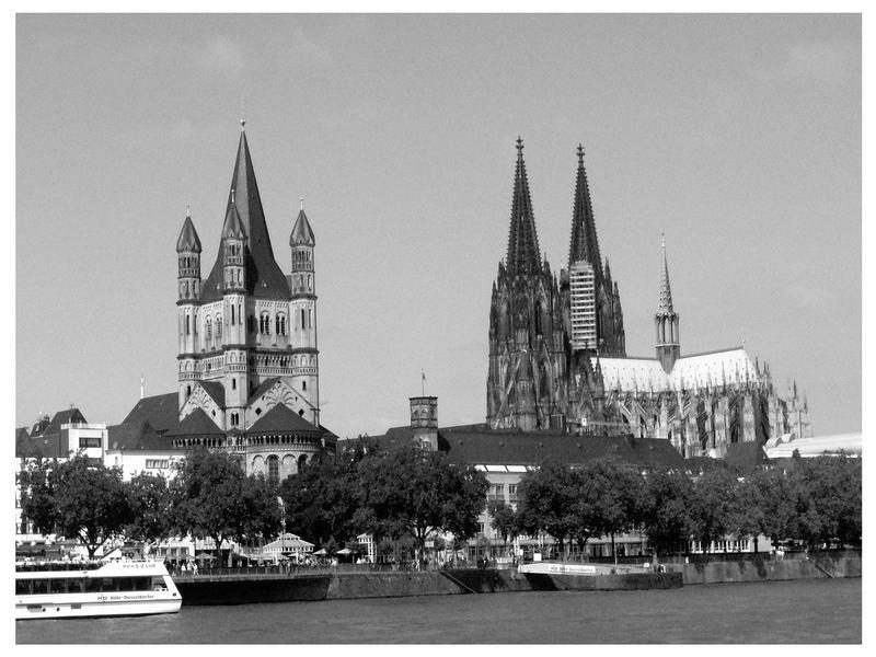 Mein erstes Köln Foto