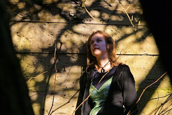 Mein erstes outdoor Portrait-Shooting / 09.02.2008