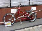 mein Fahrrad ( ich möchte gern... )