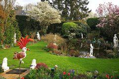 Mein Garten im Frühlingsrausch