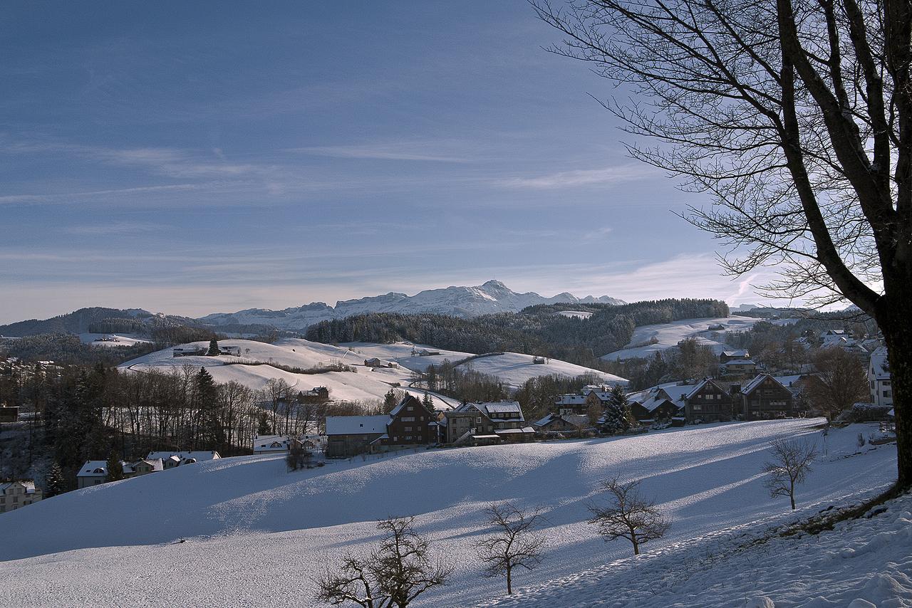 Mein geliebtes Appenzellerland