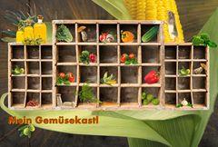 Mein Gemüsekastl