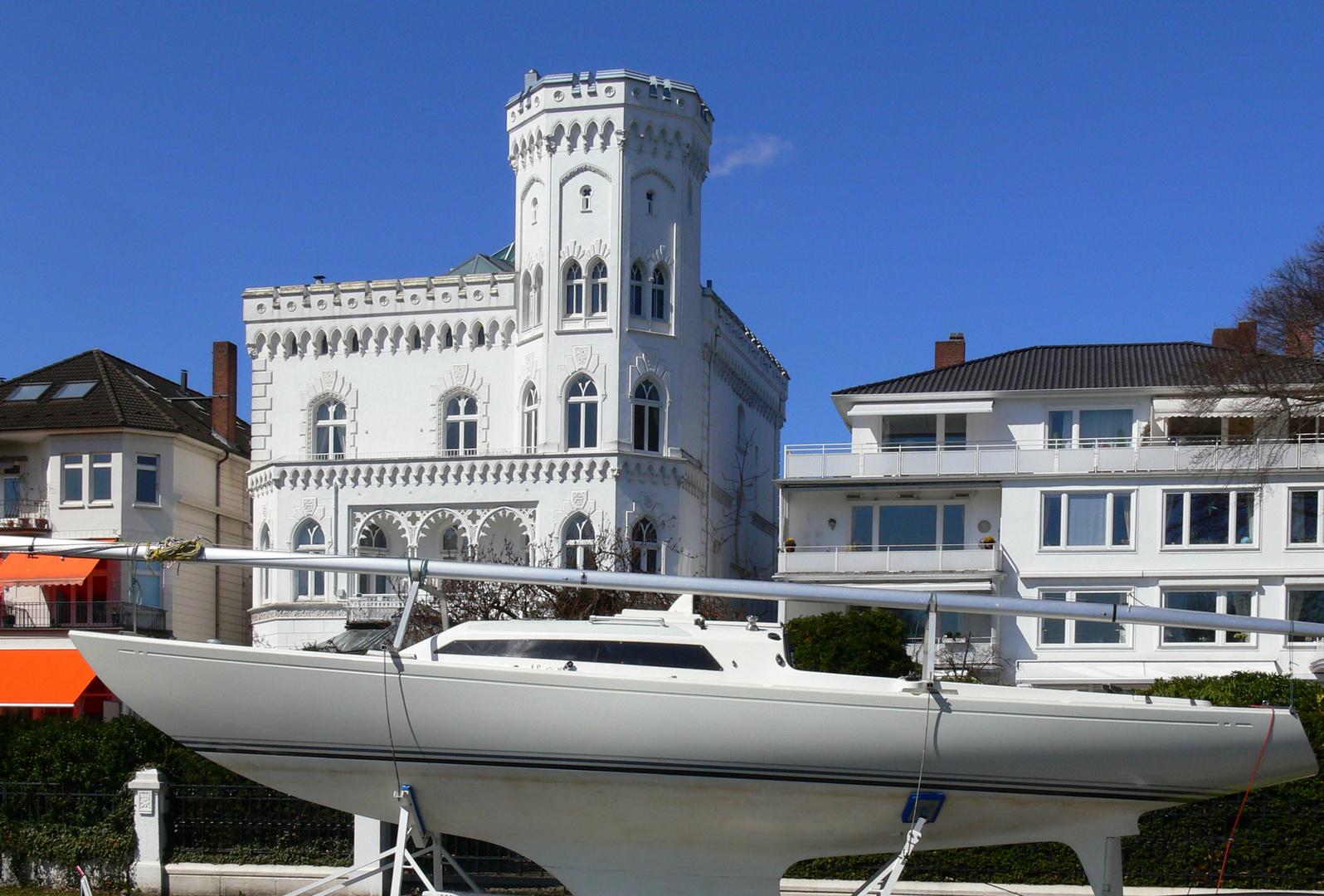 Mein Haus, mein Schiff .........!