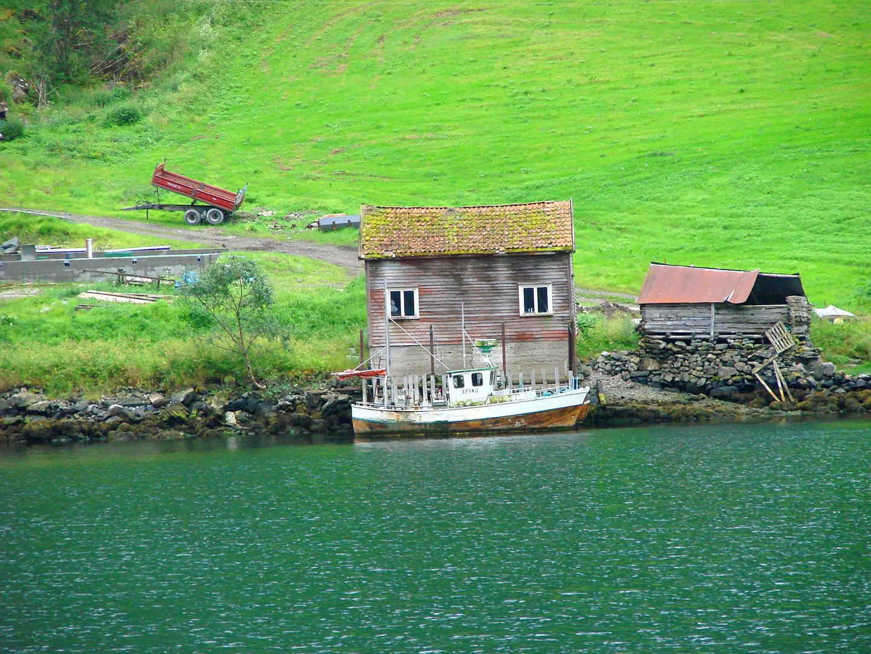 Mein Haus,mein Boot, mein Hänger