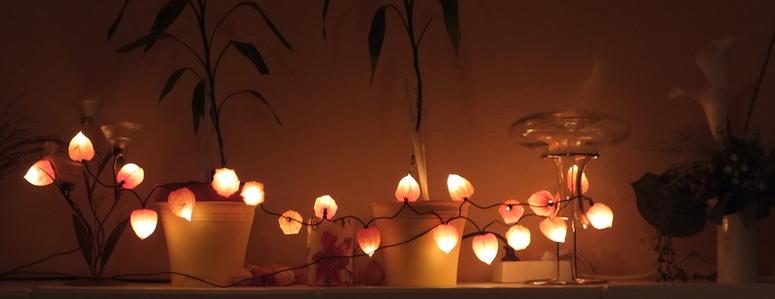 Mein Herbstbild kp-120-lampen/lichter