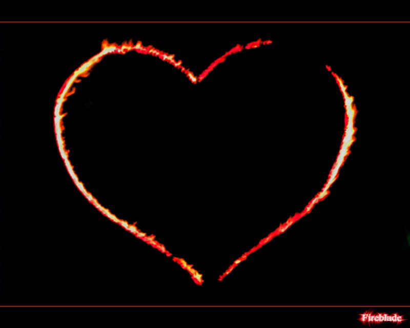 mein Herz brennt....