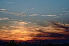 Mein heutiger Sonnenuntergang 08.08.2015-02