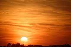 Mein heutiger Sonnenuntergang 11.07.15