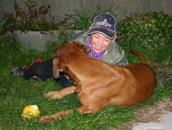Mein Hund und ich 2