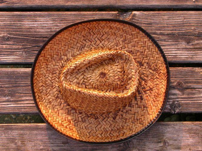 Mein Hut der Hat 3 Löcher, 3 Löcher hat mein Hut...