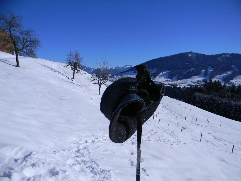 Mein Hut, mein Stock........