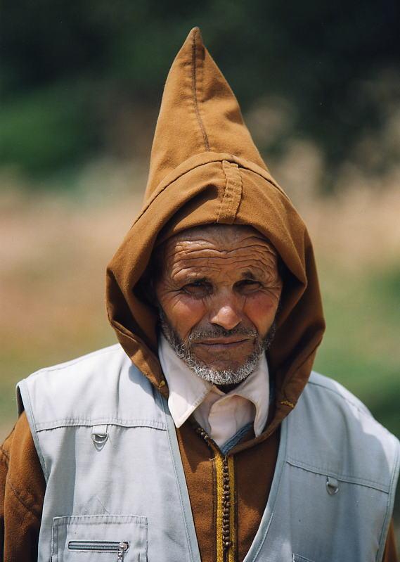 Mein Imkerkollege Mustafa