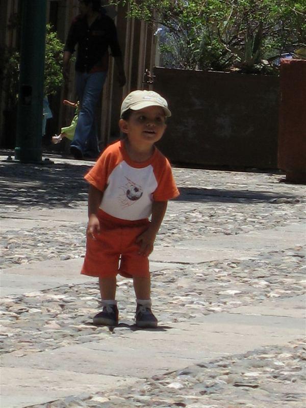 Mein kleiner mexikanischer Freund :-)