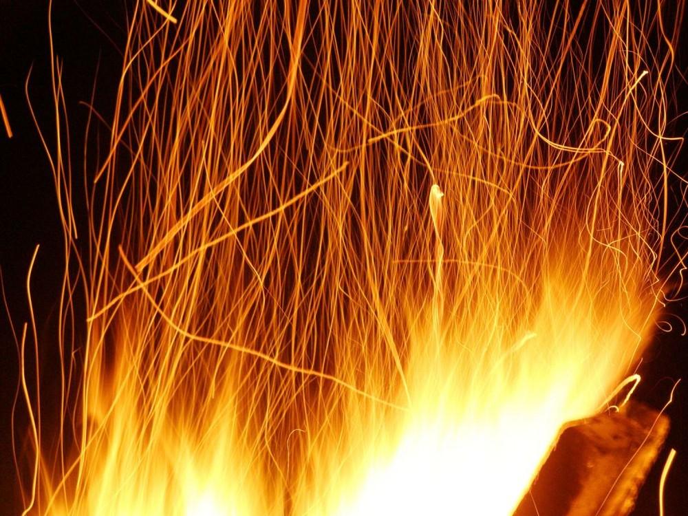 mein Lagerfeuer
