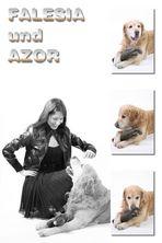 ... mein Liebling, Azor ...