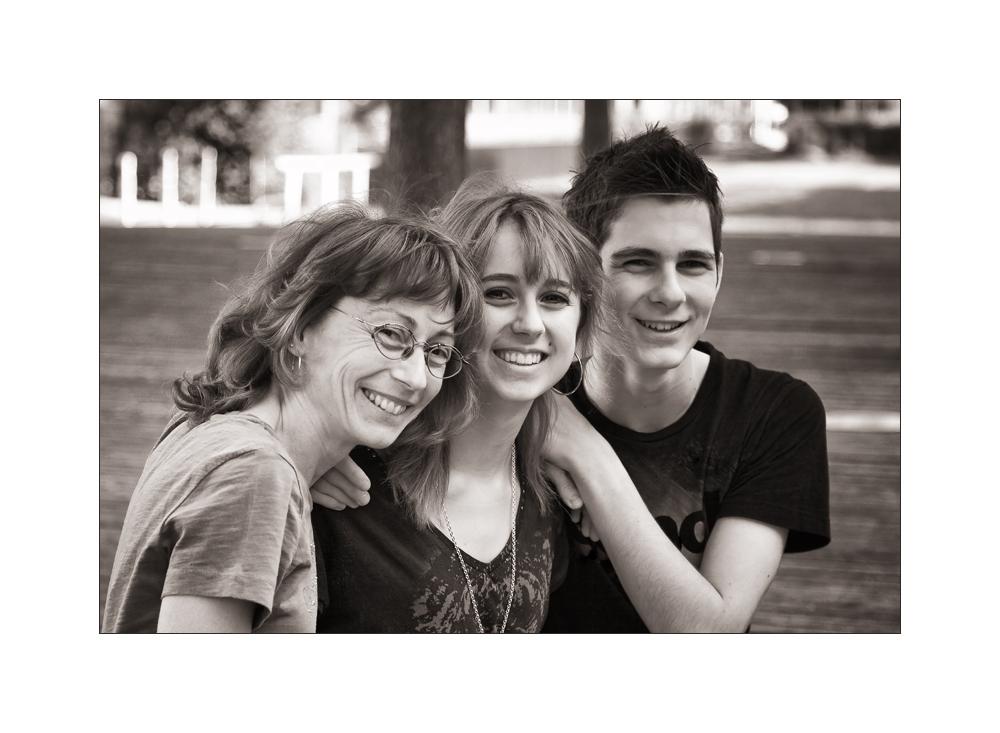 Mein Lieblings-Trio!